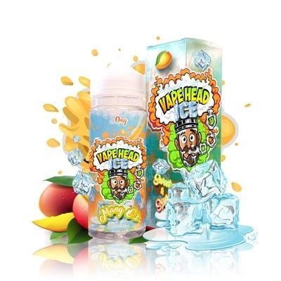 Vape Heads - Shake & Vape Liquid - Mango O's Ice 60ml