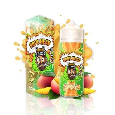 Vape Heads - Shake & Vape Liquid - Mango O's 60ml