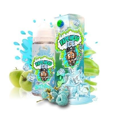 Vape Heads - Shake & Vape Liquid - Smurf Sauce Ice 60ml
