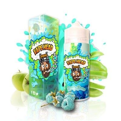 Vape Heads - Shake & Vape Liquid - Smurf Sauce 60ml