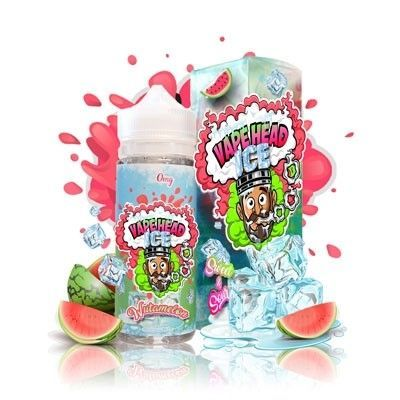 Vape Heads - Shake & Vape Liquid - Wutamelon Ice 60ml