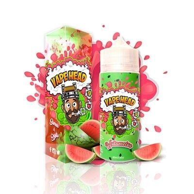 Vape Heads - Shake & Vape Liquid - Wutamelon 60ml