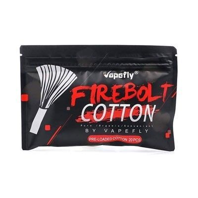Vapefly - Firebolt Cotton - Watte
