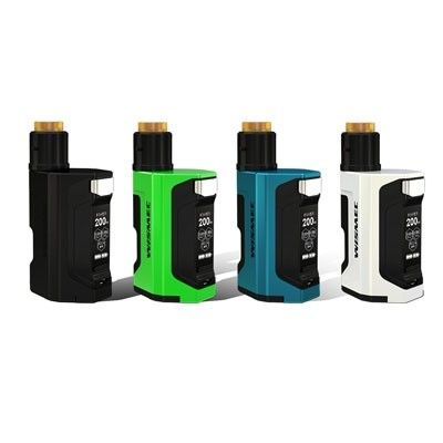 Wismec Luxotic DF Kit mit Guillotine V2 RDA - Set