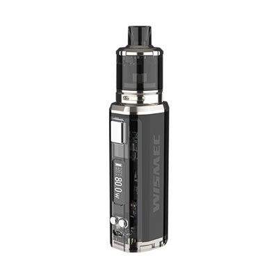 Wismec Sinuous V80 Kit mit Amor NSE Tank - Set