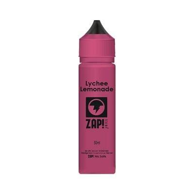 Zap Juice - Lychee Lemonade - Shake & Vape Liquid