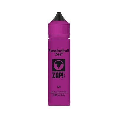 Zap Juice - Passionfruit Zest - Shake & Vape Liquid