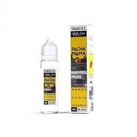 Charlie´s Chalk Dust Pacha Mama - Shake & Vape Liquid - Mango Pitaya Pineapple