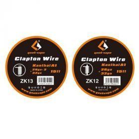 Geek Vape Wickeldraht - Clapton Wire Kanthal A1