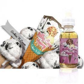 Milky Cones Vapory - Shake & Vape Liquid - Cookies N´Cream