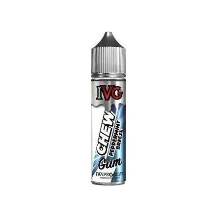 IVG Chew Gum - Shake & Vape Liquid - Peppermint Breeze