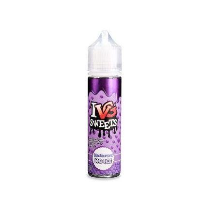 IVG Sweets - Shake & Vape Liquid - Blackcurrant No Ice