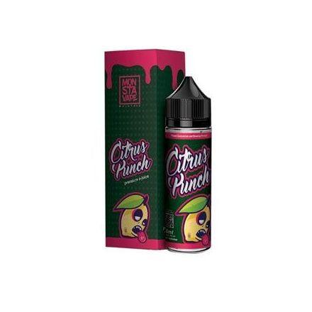 Monstavape - Citrus Punch - Shake & Vape Liquid