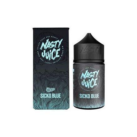 Nasty Juice - Berry Series - Sicko Blue - Shake & Vape Liquid