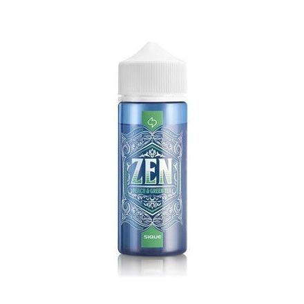 Sique Berlin - Zen - Shake & Vape Liquid