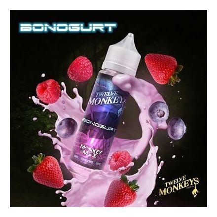 Twelve Monkeys - Shake & Vape Liquid - Bonogurt