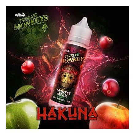 Twelve Monkeys - Shake & Vape Liquid - Hakuna